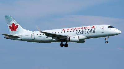 C-FEKJ - Embraer 170-200SU - Air Canada Express (Sky Regional Airlines)