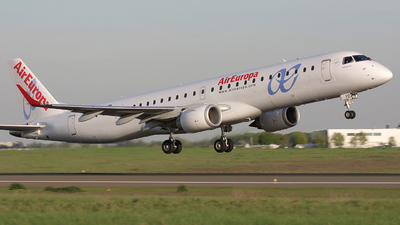 EC-KYO - Embraer 190-200LR - Air Europa