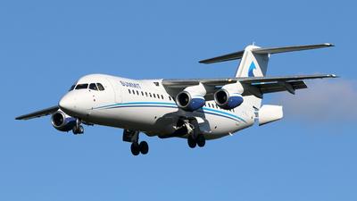 C-FRJY - British Aerospace Avro RJ100 - Summit Air