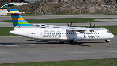 A picture of SEMKA - ATR 72600 - BRA - © Alexander Nieder
