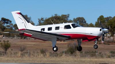 VH-UPY - Piper PA-46R-350T Matrix - Private
