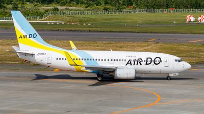 JA09AN - Boeing 737-781 - Air Do (Hokkaido International Airlines)