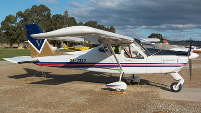 24-7312 - Tecnam P92 Echo Super - Private