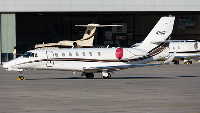 N11UD - Cessna 680 Citation Sovereign - Private
