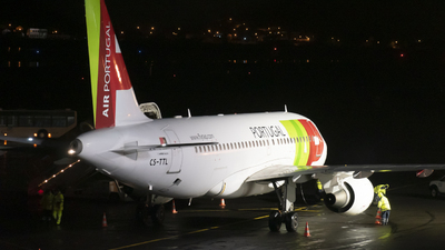 CS-TTL - Airbus A319-111 - TAP Air Portugal