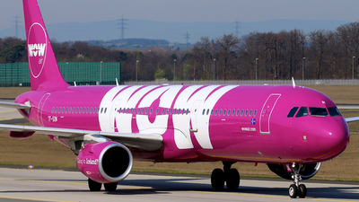 TF-SON - Airbus A321-211 - WOW Air