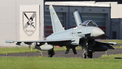 31-34 - Eurofighter Typhoon EF2000 - Germany - Air Force