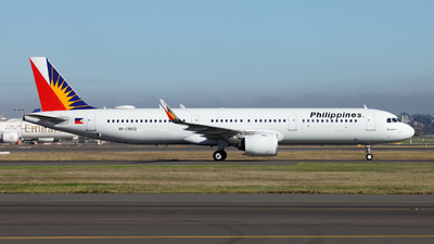 RP-C9932 - Airbus A321-271N - Philippine Airlines