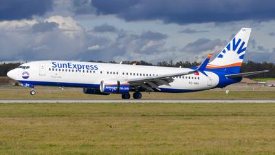 TC-SEK - Boeing 737-8HC - SunExpress