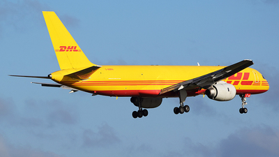 G-BMRH - Boeing 757-236(SF) - DHL Air