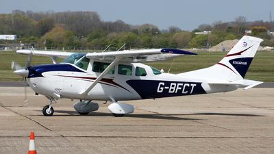 A picture of GBFCT - Cessna TU206F - [U20603202] - © Hawkwind