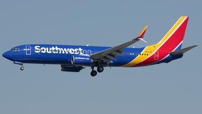 N8329B - Boeing 737-8H4 - Southwest Airlines