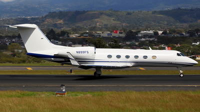 N899FS - Gulfstream G450 - Private