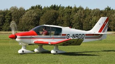 G-NBDD - Robin DR400/180 Régent - Private