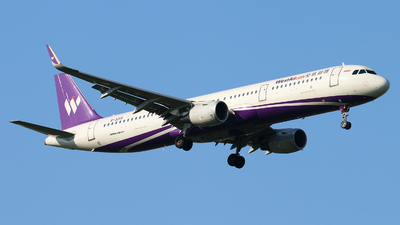 A picture of B321S - Airbus A321211 - West Air - © cmqmc