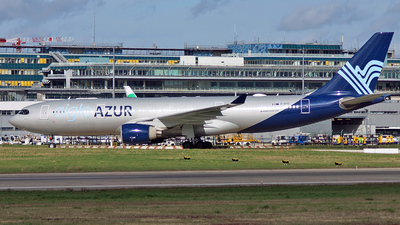 F-HTIC - Airbus A330-223 - Aigle Azur