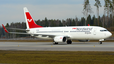 A picture of VPBSZ - Boeing 7378ME - Nordwind Airlines - © OSDU