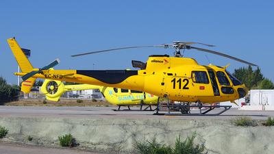 EC-NFD - Aérospatiale AS 350B3 Ecureuil - Eliance