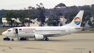 5W-FAX - Boeing 737-3S3 - Polynesian Airlines