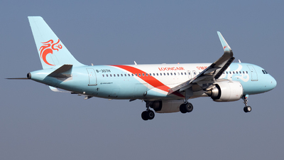 A picture of B307H - Airbus A320251N - Loong Air - © XPHNGB