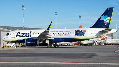 A picture of PRYSF - Airbus A320251N - Azul Linhas Aereas - © Leonardo Mello