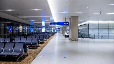 ZSPD - Airport - Terminal