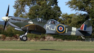 G-ILDA - Supermarine Spitfire - Private
