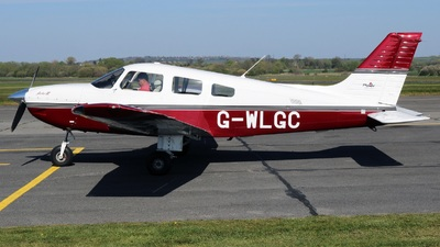 G-WLGC - Piper PA-28-181 Archer III - Private