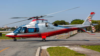 PT-TOY - Agusta A109E Power - Private