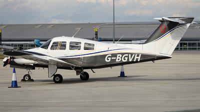 G-BGVH - Beechcraft 76 Duchess - Private