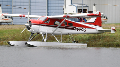 N96DG - De Havilland Canada DHC-2 Mk.I Beaver - Private