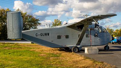 C-GUWW - Short SC-7 Skyvan 3-100 - Parachutisme Nouvel Air