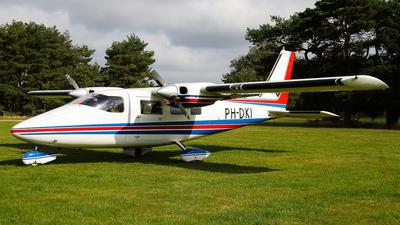 PH-DKI - Partenavia P.68C Victor - Lammers Industries