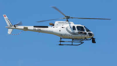 A picture of HBZNL - Airbus Helicopters H125 - [7973] - © Urs Meier