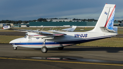 A picture of VHUJS - Aero Commander 500S - [1797] - © Jayden Laing