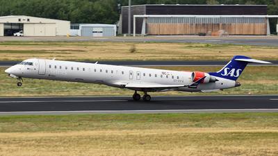 OY-KFA - Bombardier CRJ-900 - Scandinavian Airlines (SAS)