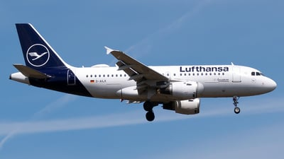 A picture of DAILK - Airbus A319114 - Lufthansa - © Timo Duda