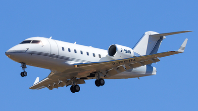 2-REIN - Bombardier CL-600-2B16 Challenger 604 - Private