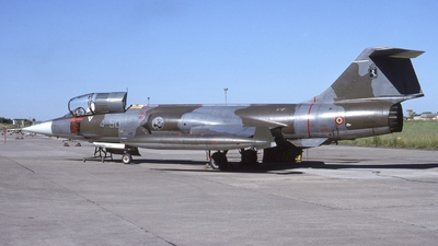 MM6760 - Lockheed F-104S ASA-M Starfighter - Italy - Air Force