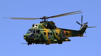 41 - IAR-330L Puma SOCAT - Romania - Air Force