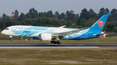 A picture of B2736 - Boeing 7878 Dreamliner - China Southern Airlines - © SZ4509