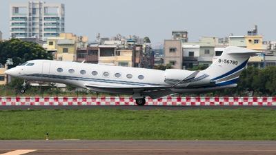 B-56789 - Gulfstream G650ER - Private