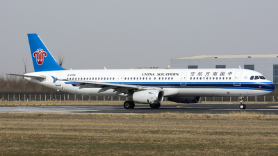 B-6356 - Airbus A321-231 - China Southern Airlines