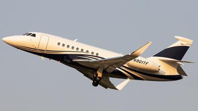 N901TF - Dassault Falcon 2000EX - Private