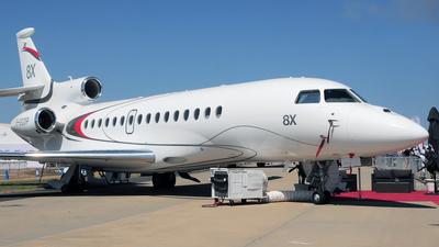 F-GCDP - Dassault Falcon 8X - Dassault Aviation