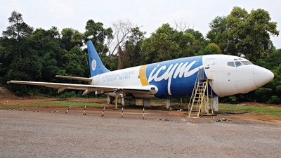 9M-PMM - Boeing 737-205C(Adv) - Private