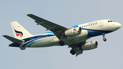 HS-PPF - Airbus A319-131 - Bangkok Airways
