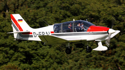 D-ERAI - Robin DR400/180R Remorqueur - Luftsportverein Worms