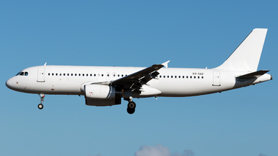 ES-SAZ - Airbus A320-232 - SmartLynx Estonia