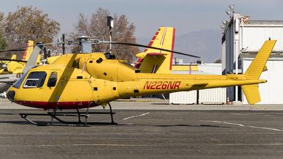N226NR - Eurocopter AS 355F2+ Ecureuil - DHL Air